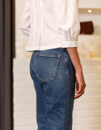High Waist Classic 5 Pocket