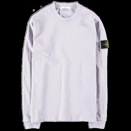 681564558 V0047 Garment Dyed Heavy L/S T-Shirt
