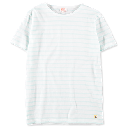Stripe S/S Sailor Tee
