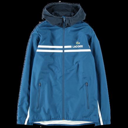Hooded Warm Up jacket