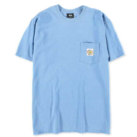 Blaze Pigment Dyed Pocket Tee