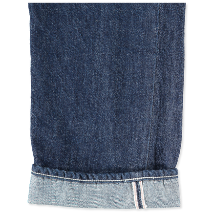 Jasmine Curved Seam Denim