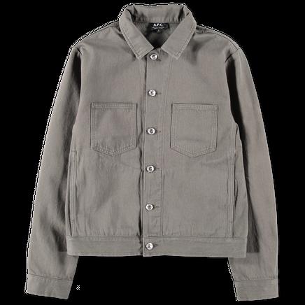 Career Denim Jacket