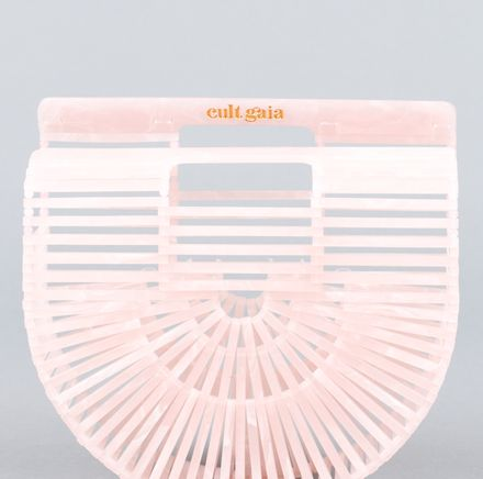 Acrylic Ark Mini Pink