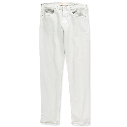 Tapered 5 Pocket Jeans Mint