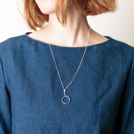 Molded Mono Me Necklace