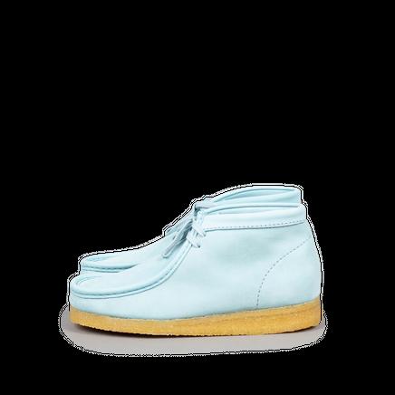 Wallabee Boot Lt Blue