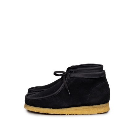 Wallabee Boot Black