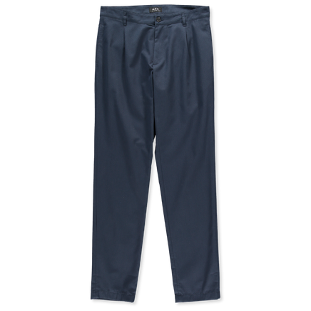 Leon Pleated Chino