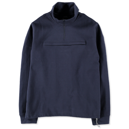 Belgrade Zip Neck Sweatshirt
