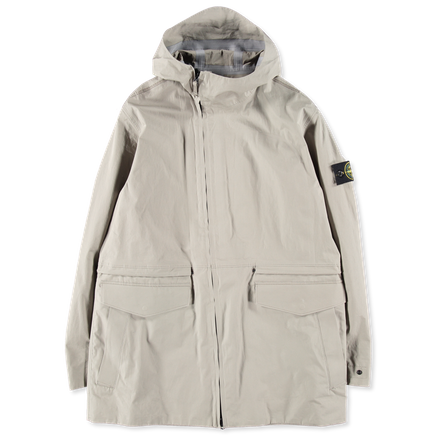 681544225 V0092 Water Rep.Supima Cotton Parka