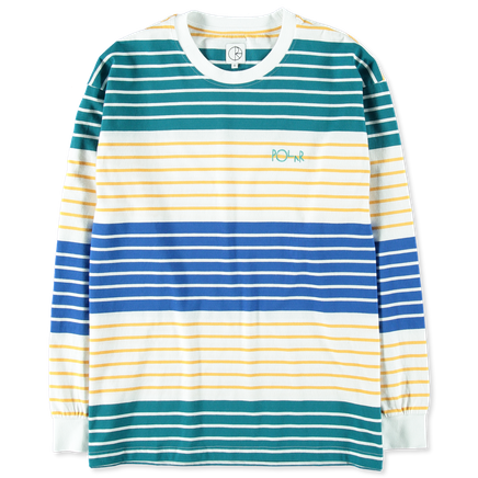 Multi-Colour L/S Tee
