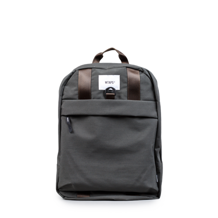 Para Nylon Backpack Charcoal