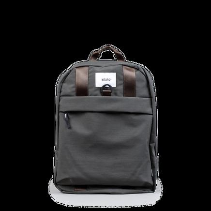 Para Nylon Backpack Charcoal