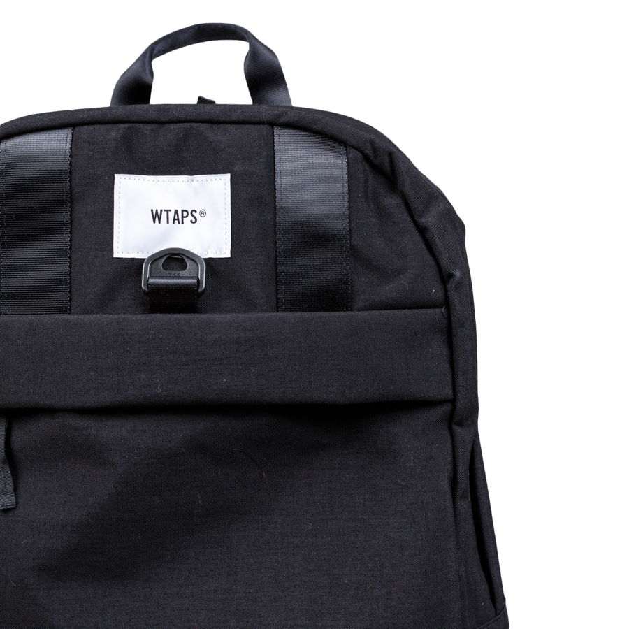 Para Nylon Backpack Black