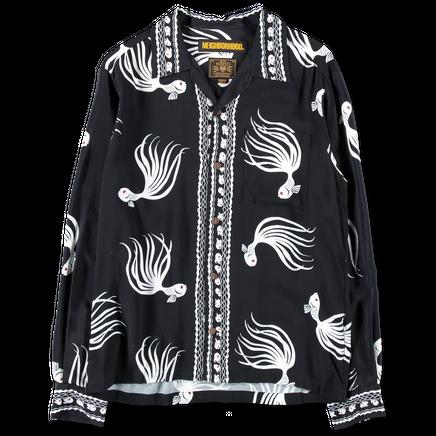 Otha Fish Aloha L/S Shirt