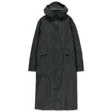 Senscommon All-Commute Overcoat - Black