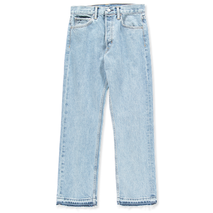 New Crop Straight Jean Hi Rise