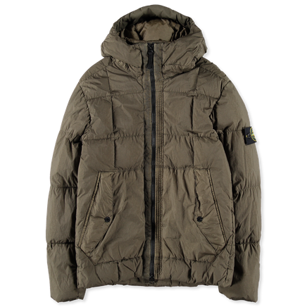 691541223 V0058 GD Crinkle Reps Down Jacket