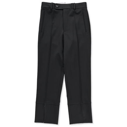 Front Slit Suit Trouser