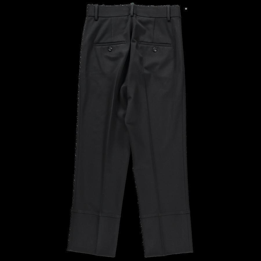 Front Slit Suit Trouser