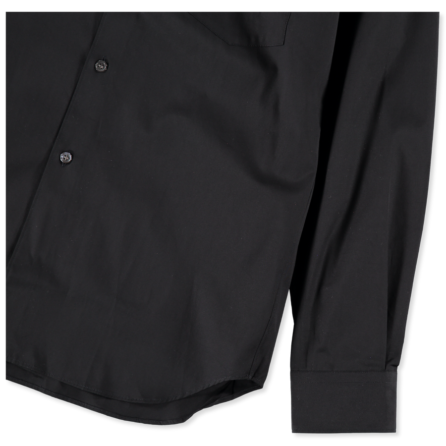 Narrow Classic Poplin Shirt
