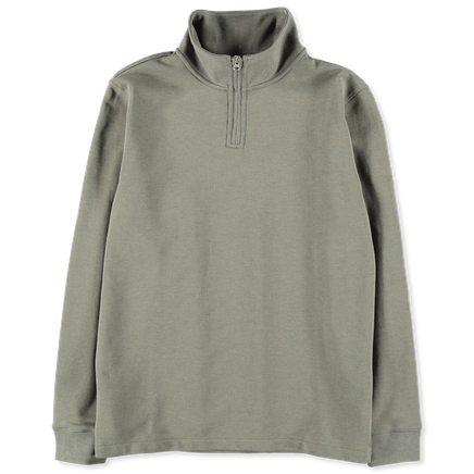 Jerry Zip Sweatshirt