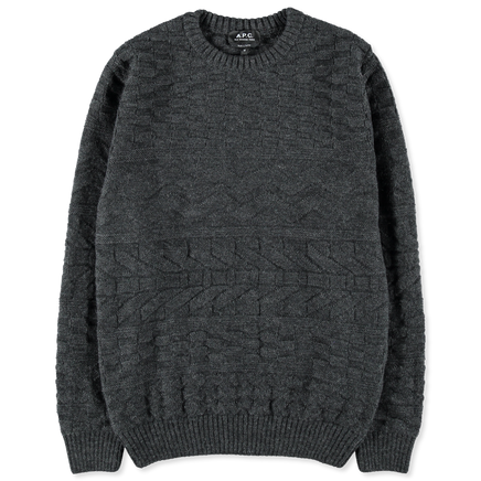 Friend Wool Knit