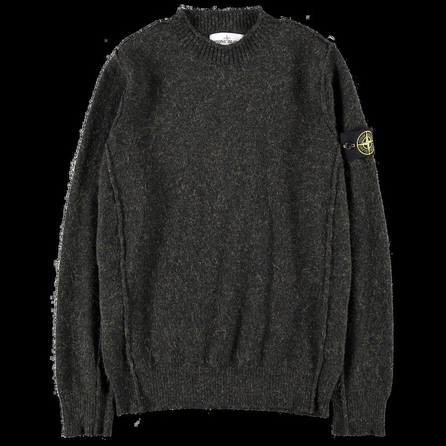 Ribbed Alpaca Wool Knit - 6915586B
