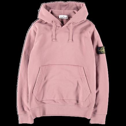 Garment Dyed Hooded Sweatshirt - 691562820