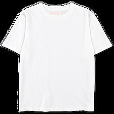 Jeanerica Luz Cotton T-Shirt - White