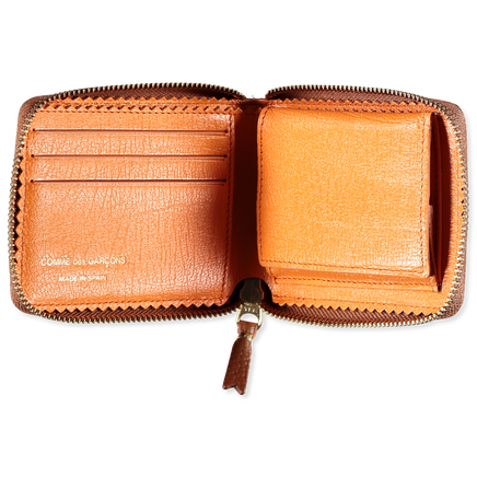 Zip Small Wallet - Col Inside