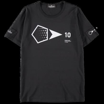 Back Print T-Shirt