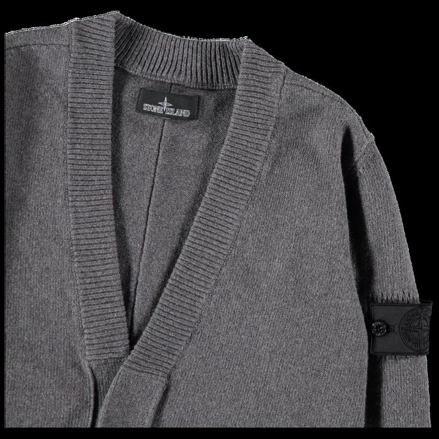 6916507A1 V0067 Cotton/Poly Pocket Cardigan