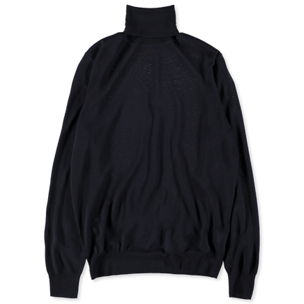 Light weight Merino Rollneck
