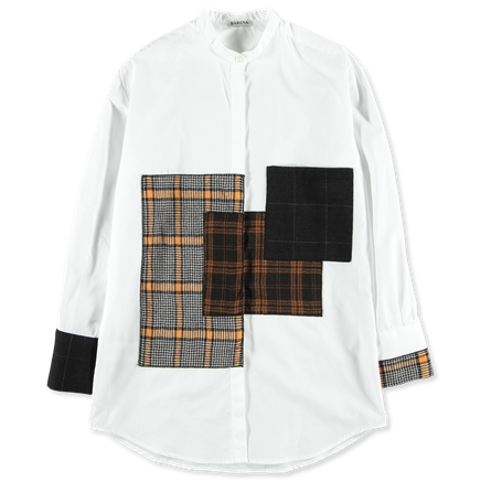 Lina Patchwork Shirt
