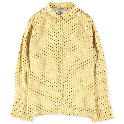 PJ Top Silk Yellow Dot Eye-C