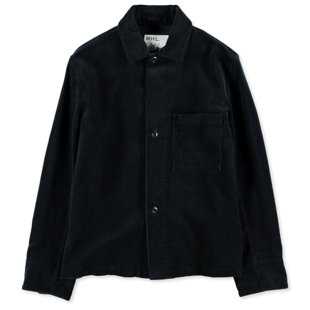 3 Button Heavy Corduroy Jacket