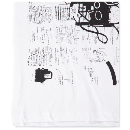 Basquiat Dot Print T-shirt