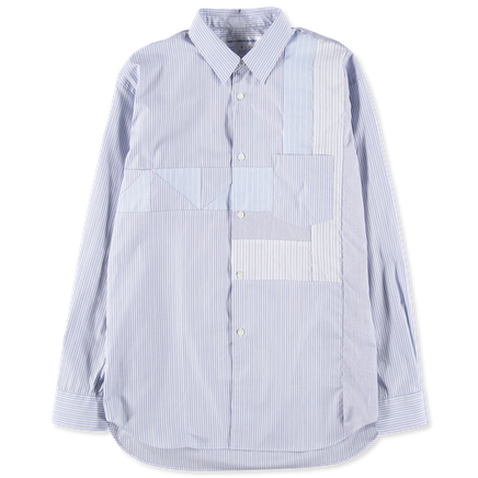 Narrow Patchwork Shirt