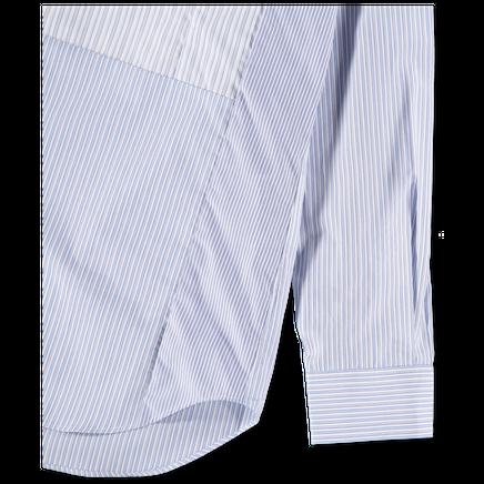 Narrow Patchwork Shirt