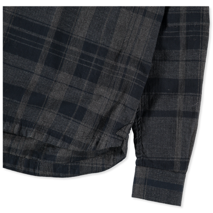 Pavan Checked Popover Shirt