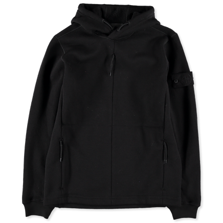 6915625F3 V0029 Ghost Wool Hooded Sweatshirt