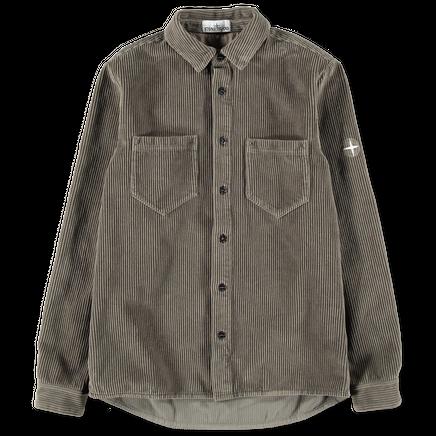 691511239 V0058 Corduroy GD Overshirt