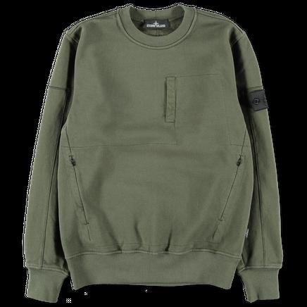 691960107 Catch Pocket Sweatshirt