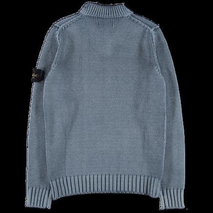 6915592A8 V0003 Airbrush Heavy V-Neck Knit