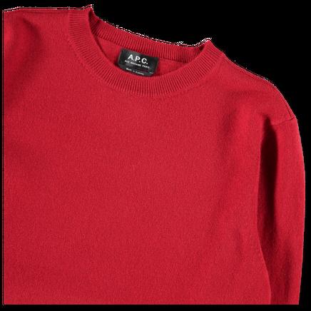 Felix Wool/Cash Sweater