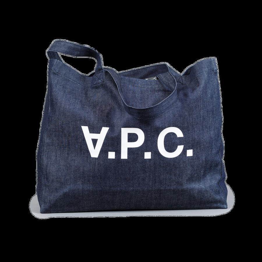 Daniel Denim Shopping Bag
