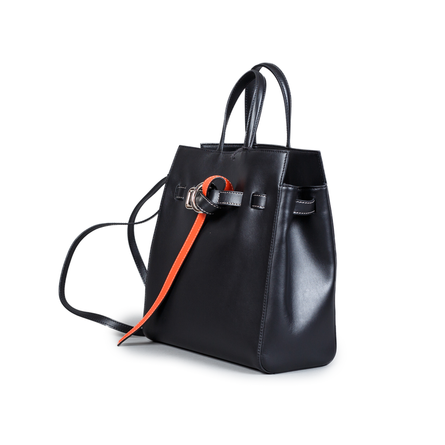 Belted Mini Tote