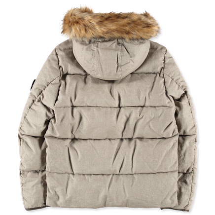 691542833 V0058 GD Linen Down Jacket